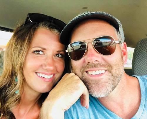 Tony & Sara Warriner