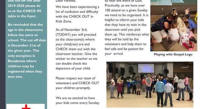 Kid Zone News image