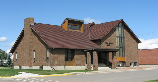 Trochu Baptist Church