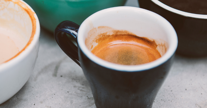 Sunday Coffee/Tea Need ... image