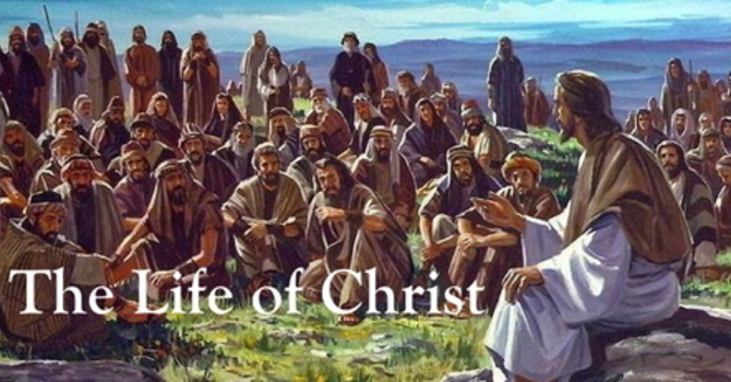 The Life of Christ image