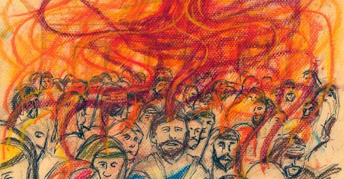 Celebrating Pentecost – even if you're not Pentecostal