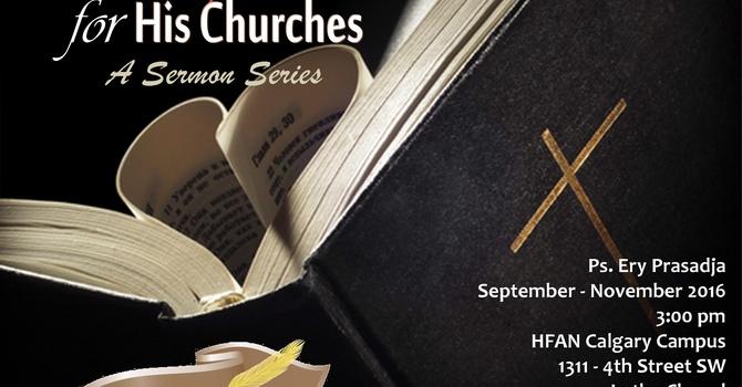 Calgary's Fall Sermon Series
