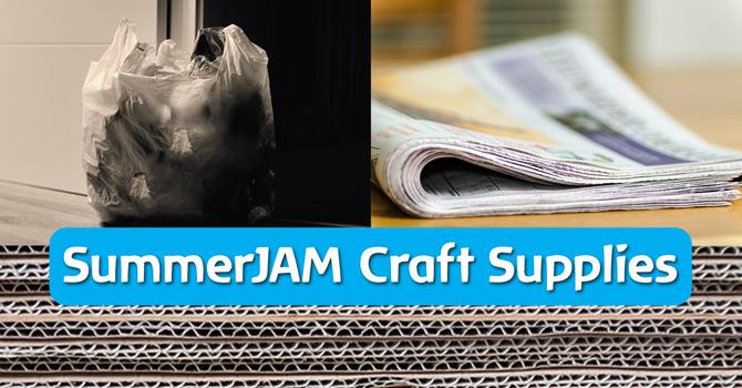 SummerJAM Craft Supplies image