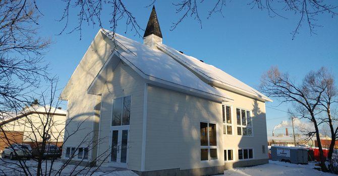 Église ACM du Saguenay