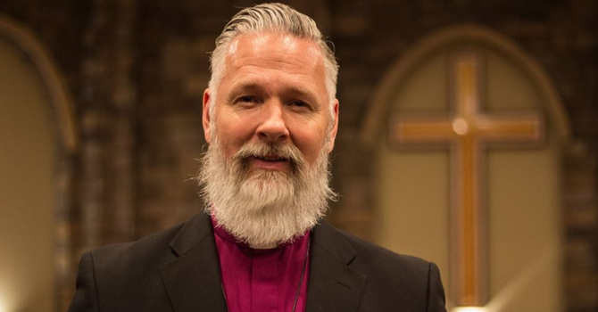 Bishop Todd Welcomed into The Anglican Church in North America image