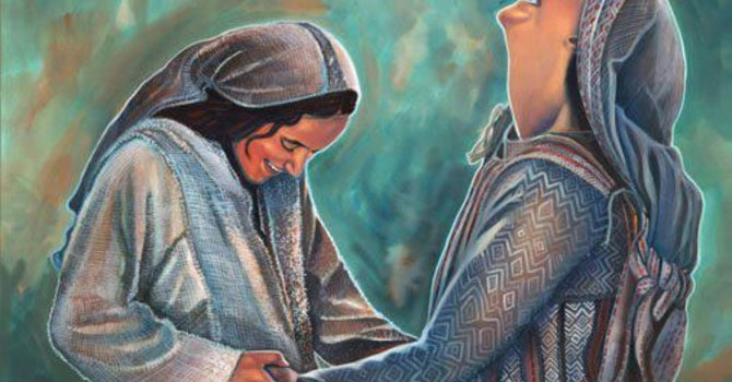 Luke 1:26-56 image