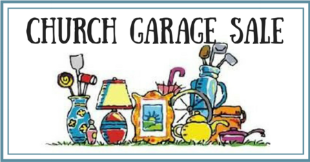 Church Garage and Bake Sale