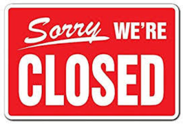 Fraser Valley Gleaners is CLOSED