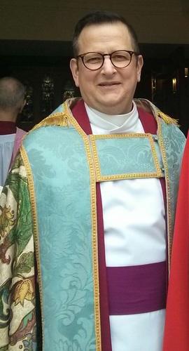 The Venerable John Fletcher