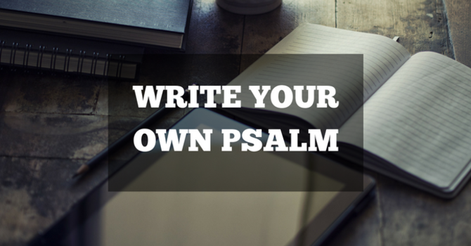 Write your own Psalm image