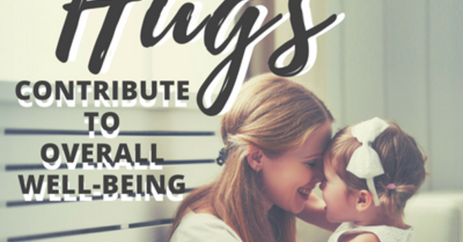 Do You Need a Hug Today? Why We Should Share Hugs Year Round