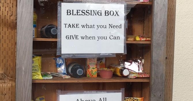 Blessing Box
