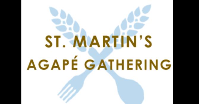St. Martin's Agape Gathering