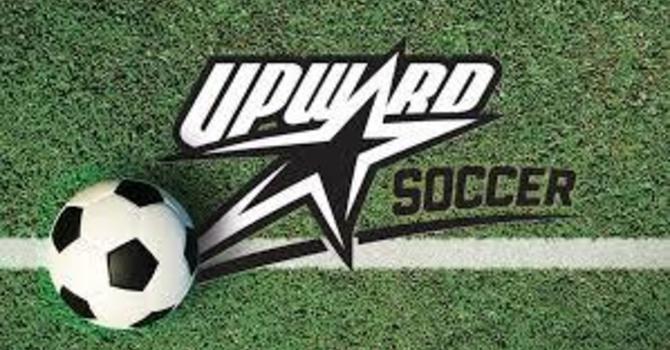 Upwards Spring Soccer Registration image