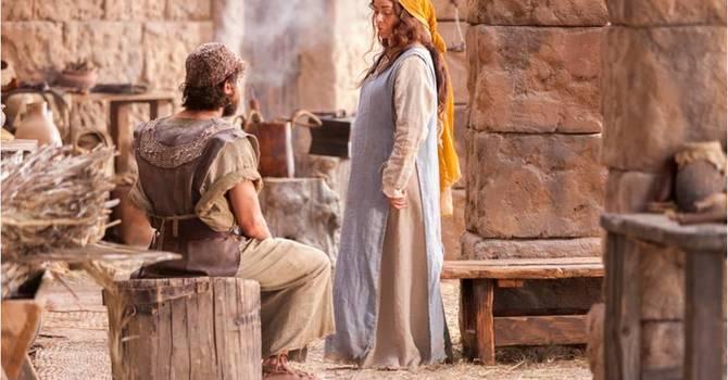 Joseph's Faith image