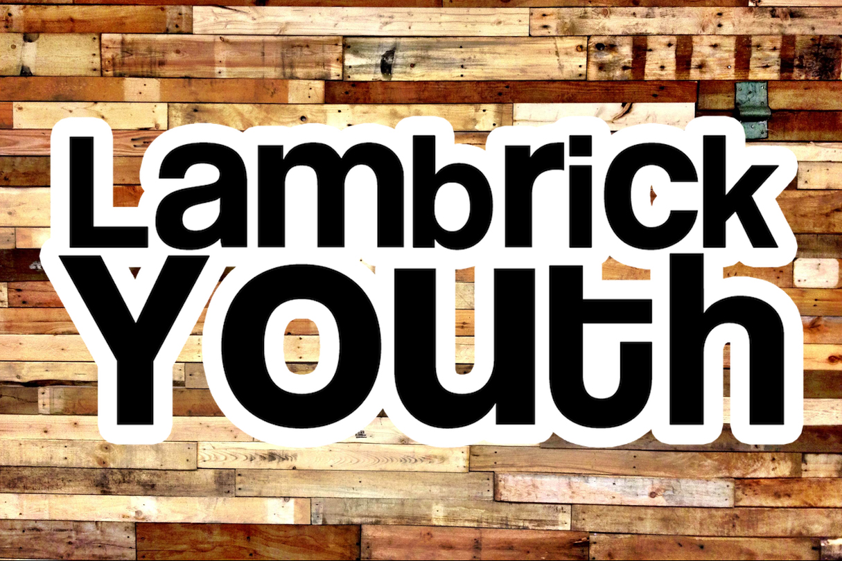 Lambrick Youth on Wood wall