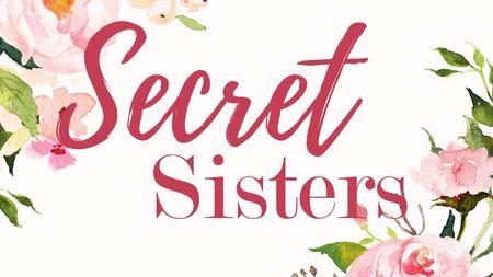 Secret Sister Sign -Up