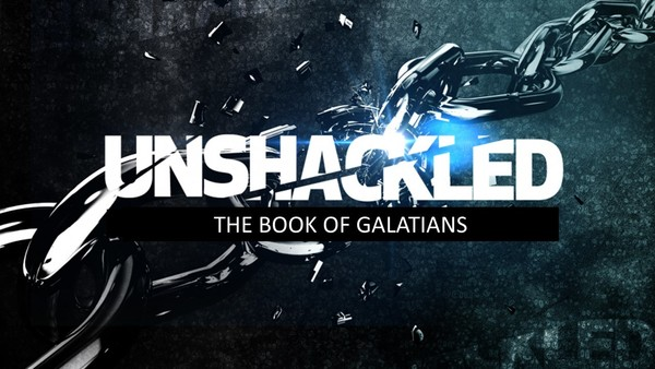 Unshackled - A Study of Galatians