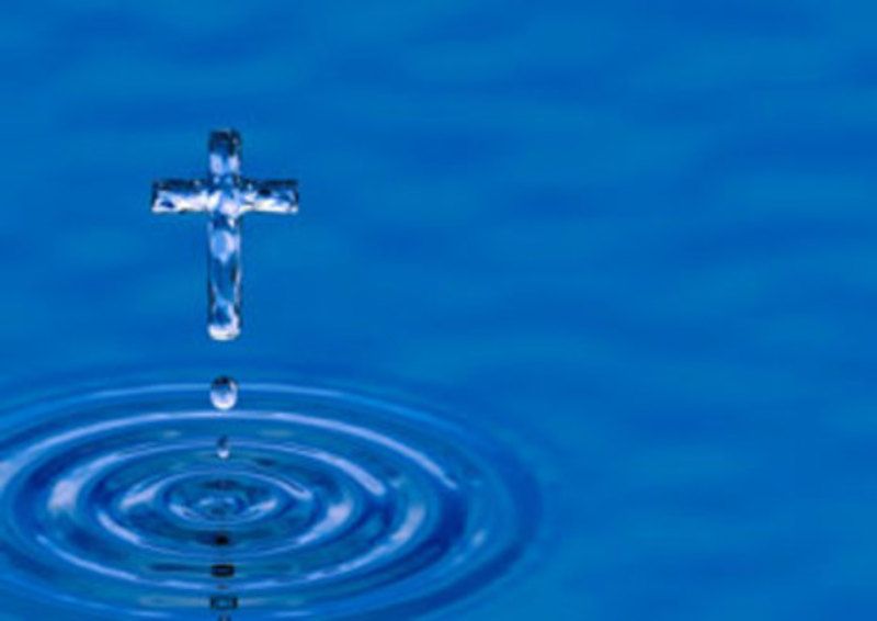 The Advent of God's Presence: Holy Baptism