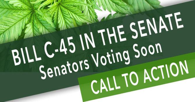 Bill C-45  Marijuana - What Christians need to know.