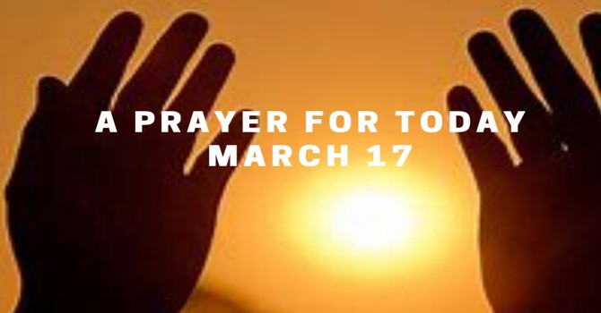 Pastoral Letter March 17 image