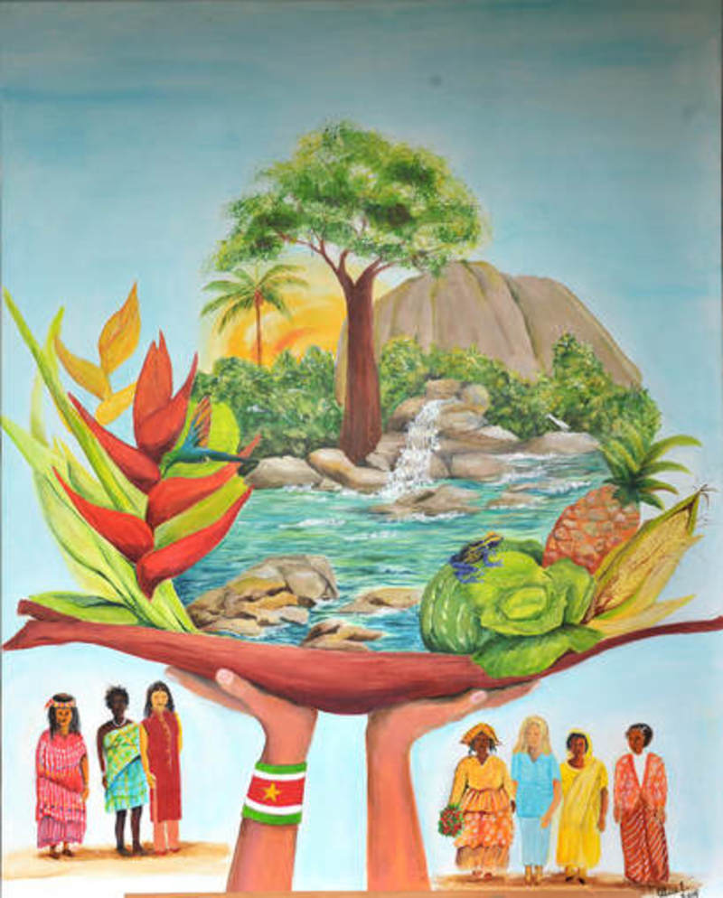 All God's Creation Is Very Good. Women's World Day Of Prayer.