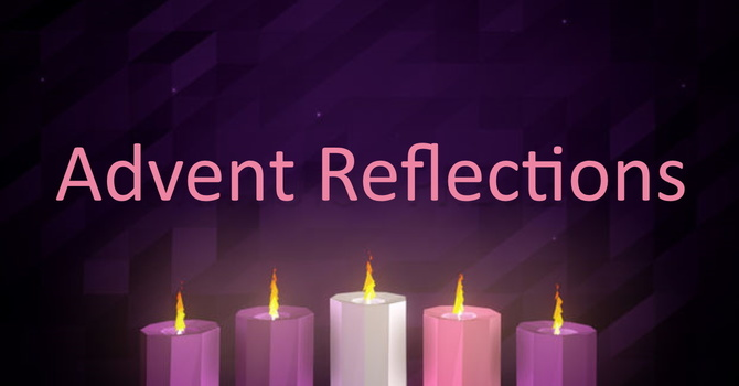 Advent Reflection image
