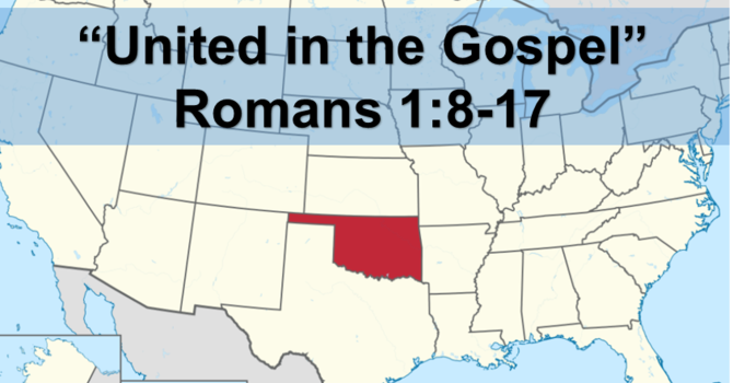 United in the Gospel