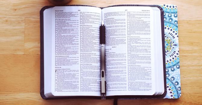 Tuesday Night Bible Study