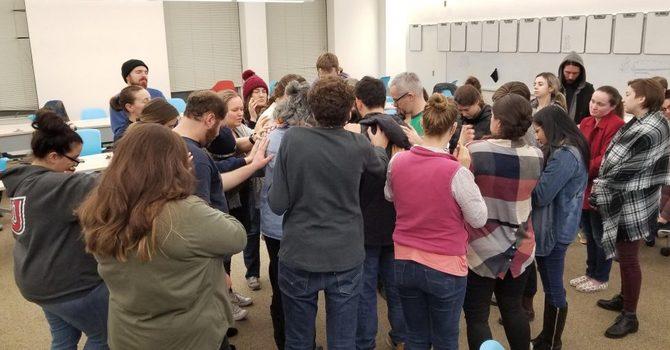 Bison Christian Fellowship - Gallaudet