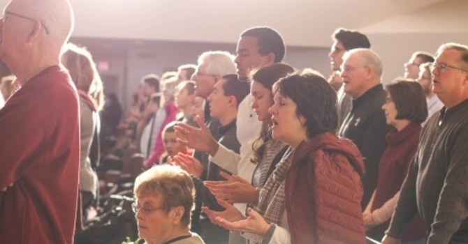 Benefits of Public Accountability in Church image