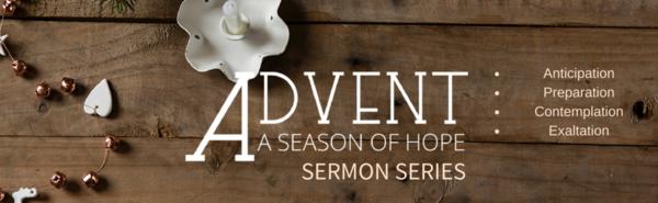 Advent - A Season of Hope
