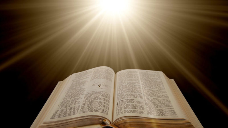 """""""The Advent of God's Presence: The Bible"""" (Part One of Four)"""