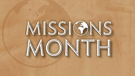 Missions Month