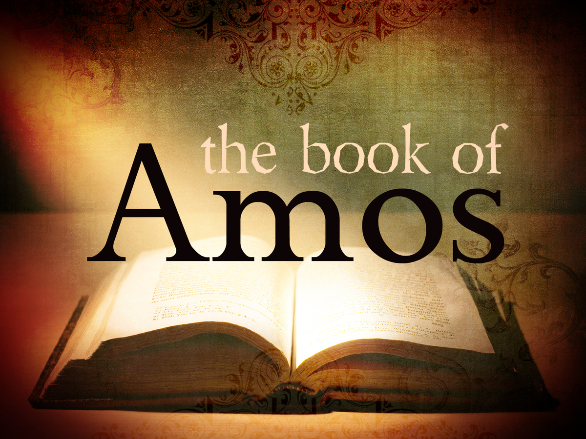 Enduring Word Bible Commentary Amos Chapter 1