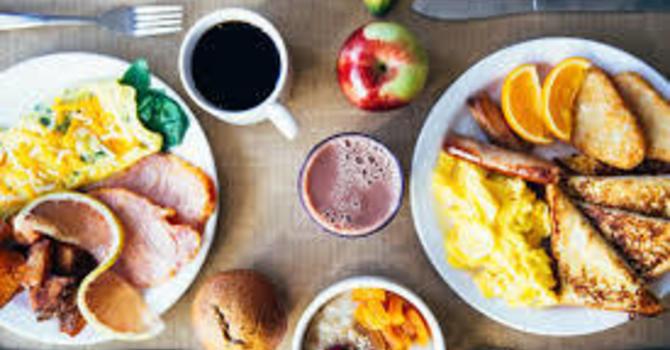 Breakfast Get-together