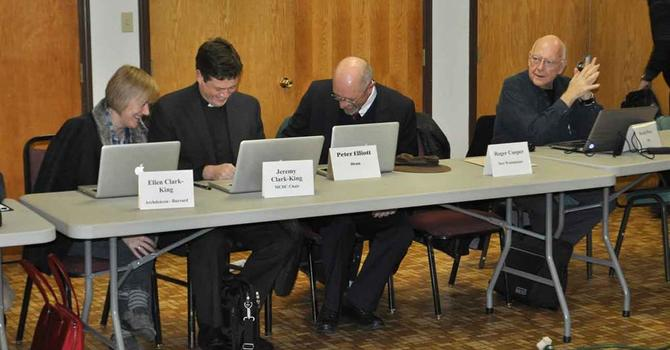 Diocesan Council Highlights, December 13th, 2011 image