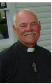 The Rev'd Canon Ken Vaughan