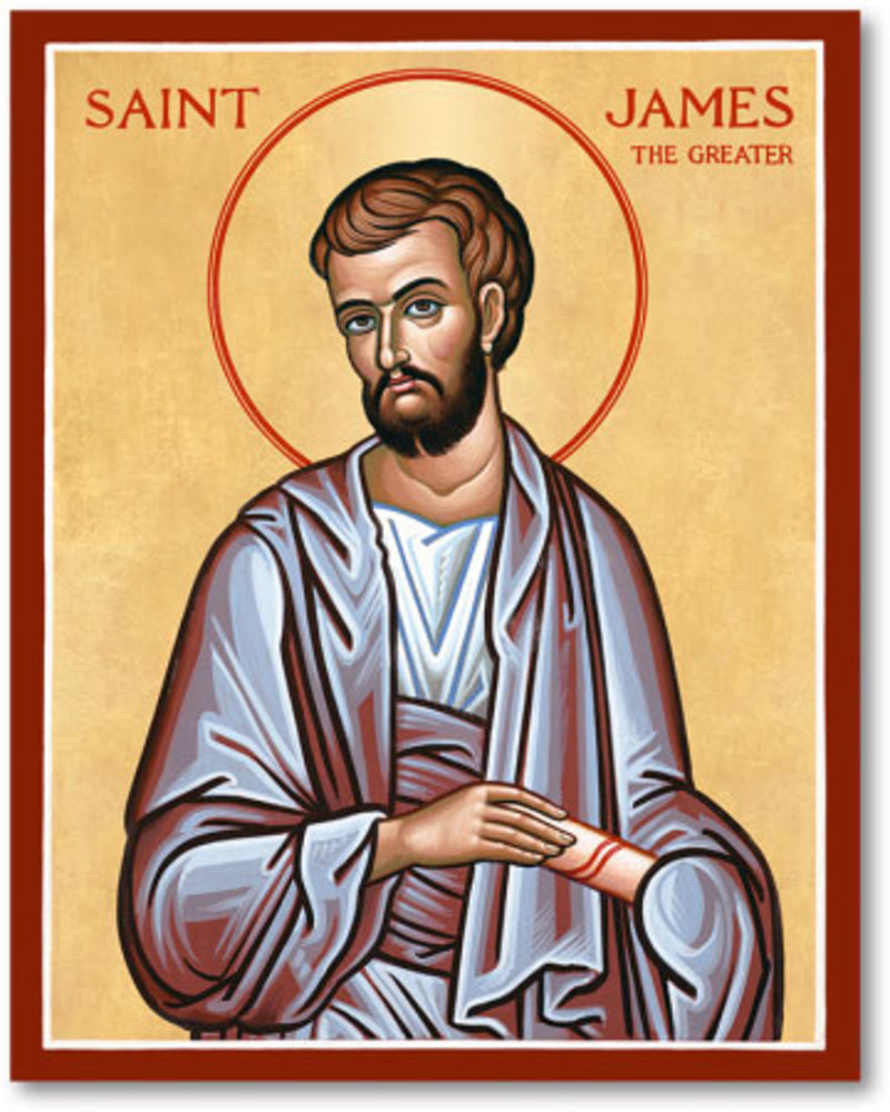 Sermon for the Feast of St. James