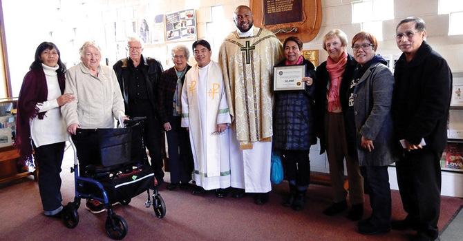 Parish Development Grants for 2020 Week Two