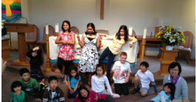 Children & Sunday School