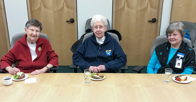 Anglican Archivists Recognised for Volunteer Commitment