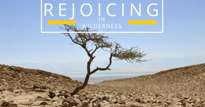 Sermon 'Rejoicing in Wilderness' image