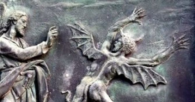 Sermon 'Uncleaned Spirit??' image