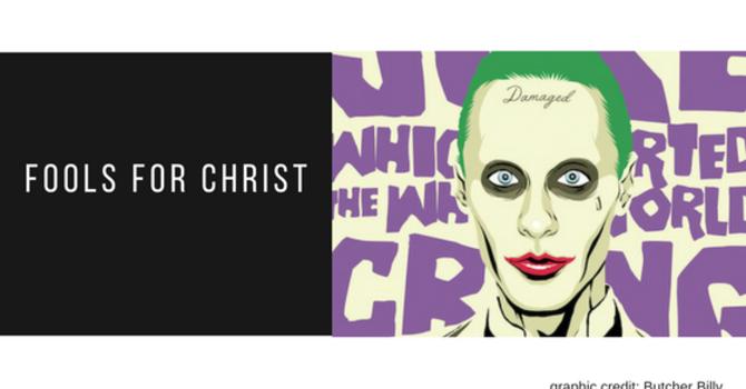Sermon 'Fools for Christ' image