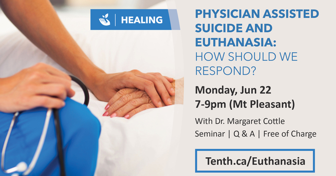 Euthansia Seminar with Dr. Margaret Cottle