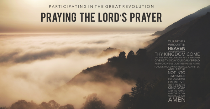 The Answer to the Lord's Prayer