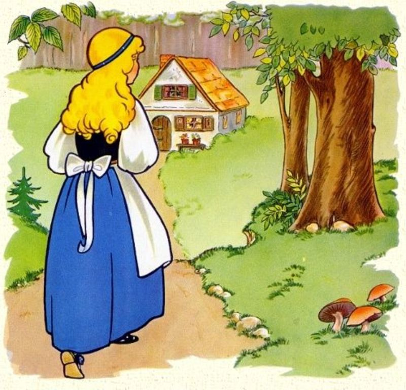 Life's Regrets (2 of 2): Goldilocks Returns Home