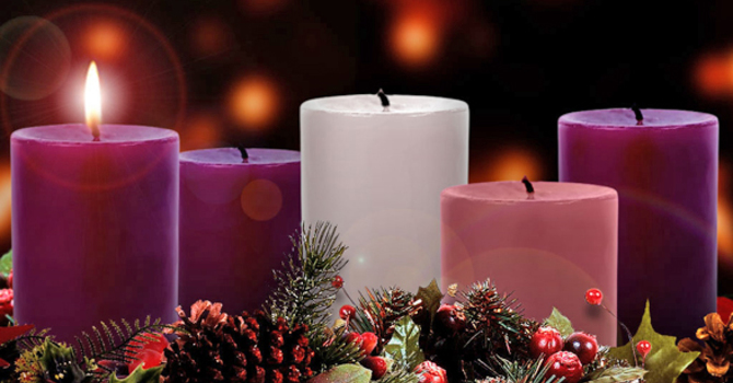 Bishop:  Advent Lessons & Carols